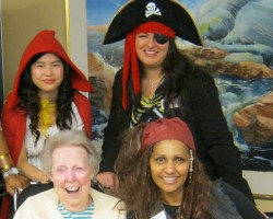 Pirates &amp; Little Red Riding Hood