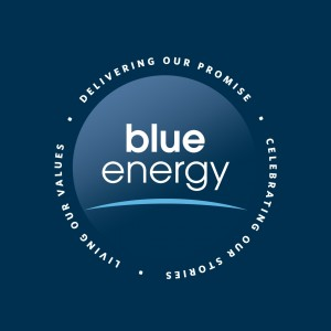 Blue Energy Logo